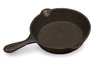 Black Skillet for tarts and wax melts